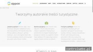 Appen - multimedialna agencja wydawnicza