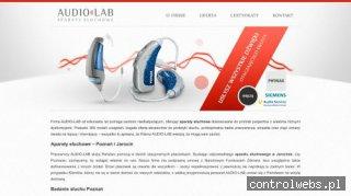 Badanie słuchu - audio-lab.pl