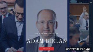 Adam Bielan - Poseł do Parlamentu Europejskiego