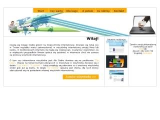 Tworzenie stron internetowych Poznań