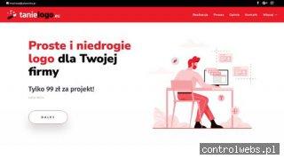 TanieLOGO.eu - projektowanie logo