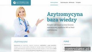 Azytromycyna