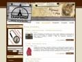 Campshop - sprzęt turystyczny, kompasy, noże, pontony