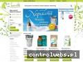 Screenshot strony www.sanavita.com.pl