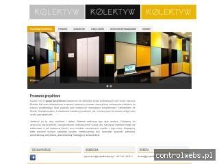 Projektowanie wnętrz Katowice - projektkolektyw.pl