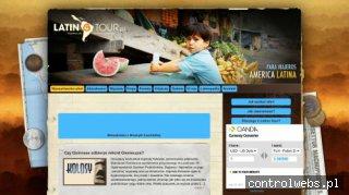 Latino Tour wyjazdy do Ameryki Łacińskiej