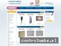 Screenshot strony www.e-plastyczne.pl