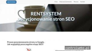 RENTSYSTEM Wypożyczalnia aut gdańsk
