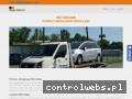 Screenshot strony autobrokers24.pl