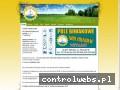 Screenshot strony www.polebiwakowe.komendera.pl