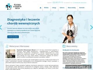 Weterynarz WetMarysin w Warszawie