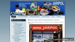 Sklep motoryzacyjny Jarpol, Toruń