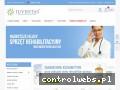 Kozetka lekarska do gabinetów lekarskich od firmy Juventas.