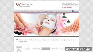 Salon Mandragora - kosmetyczka