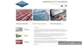 Dach-Metal.com.pl pokrycia dachowe