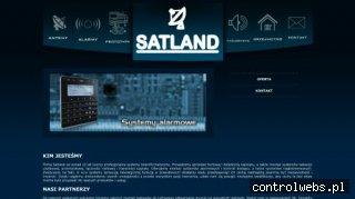 Satland - alarmy, telewizja przemysłowa