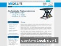 Podesty nożycowe, Podnośnik nożycowy - www.5m-lift.pl