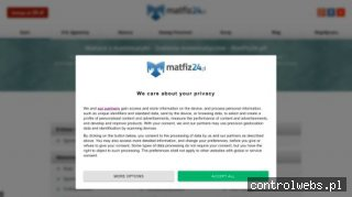 Matematyka - Matfiz24.pl
