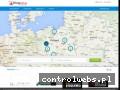 Screenshot strony www.dzwigi.info.pl