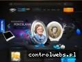 Screenshot strony wieczyste.com