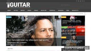 TopGuitar - Magazynów Muzyków. Gitara bez tajemnic