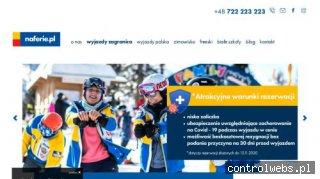 Przedszkole narciarskie, ferie w górach z dziećmi