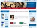 Screenshot strony www.bio30.pl