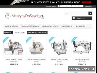 Renderka | maszynydoszycia.eu