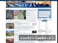 Screenshot strony www.salenakonferencje.com