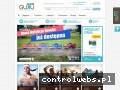 Screenshot strony sklep.sport-guru.pl