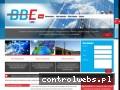 Screenshot strony big-bud-elektro.pl