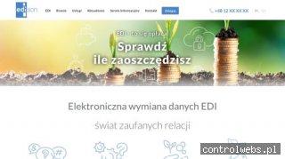 Edison.pl - elektroniczna wymiana danych