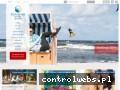 Screenshot strony www.hotelsenator.pl