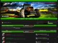 Screenshot strony landwirtschafts.eu
