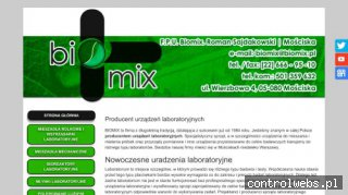 BIOMIX producent mieszadeł