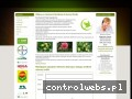 Screenshot strony www.srodki-ochrony-roslin-z-niemiec.pl