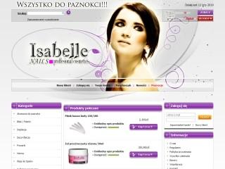 Hurtownia kosmetyczna - akcesoria do paznokci