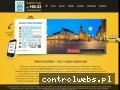 Screenshot strony www.ztp.pl