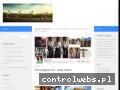 Screenshot strony zdroweodchudzanie24.pl