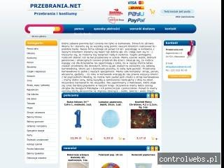 Stroje karnawałowe dla dorosłych - Przebrania.net