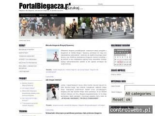 PortalBiegacza.pl - Porady dla początkujących biegaczy