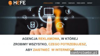 Agencja reklamowa hefe.pl