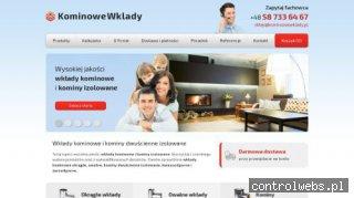KominoweWklady.pl - Okrągłe wkłady kominowe