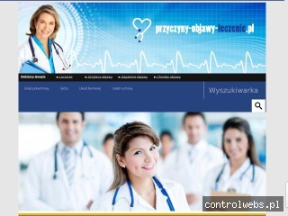 Przyczyny-objawy-leczenie.pl - zdrowie
