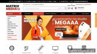 Matrixmedia.pl - Sklep Internetowy RTV i AGD