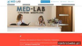 Med-lab.com.pl - Gabinet ortopedyczny Dąbrowa Górnicza