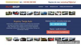 Skup aut - kupimytwojeauto.pl