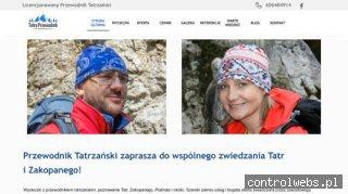 Przewodnik tatrzański po Tatrach