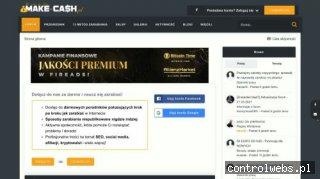 make-cash.pl - konkursy internetowe