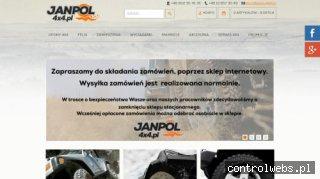 Janpol4x4 - Opony 4x4 i akcesoria